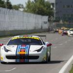 Ferrari Challenge Trofeo Pirelli; Circuit Gilles Villeneuve; Montreal, Quebec CANADA; June 5-7, 2015 (Richard Prince/Ferrari)